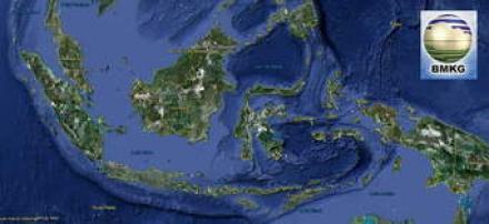 BMKG Pantau Tumbuhnya Tiga Siklon Tropis- Memasuki awal Tahun 2019 WASPADAI BENCANA DI AWAL TAHUN