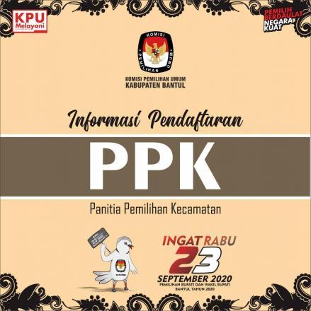 Informasi Pendaftaran PPK